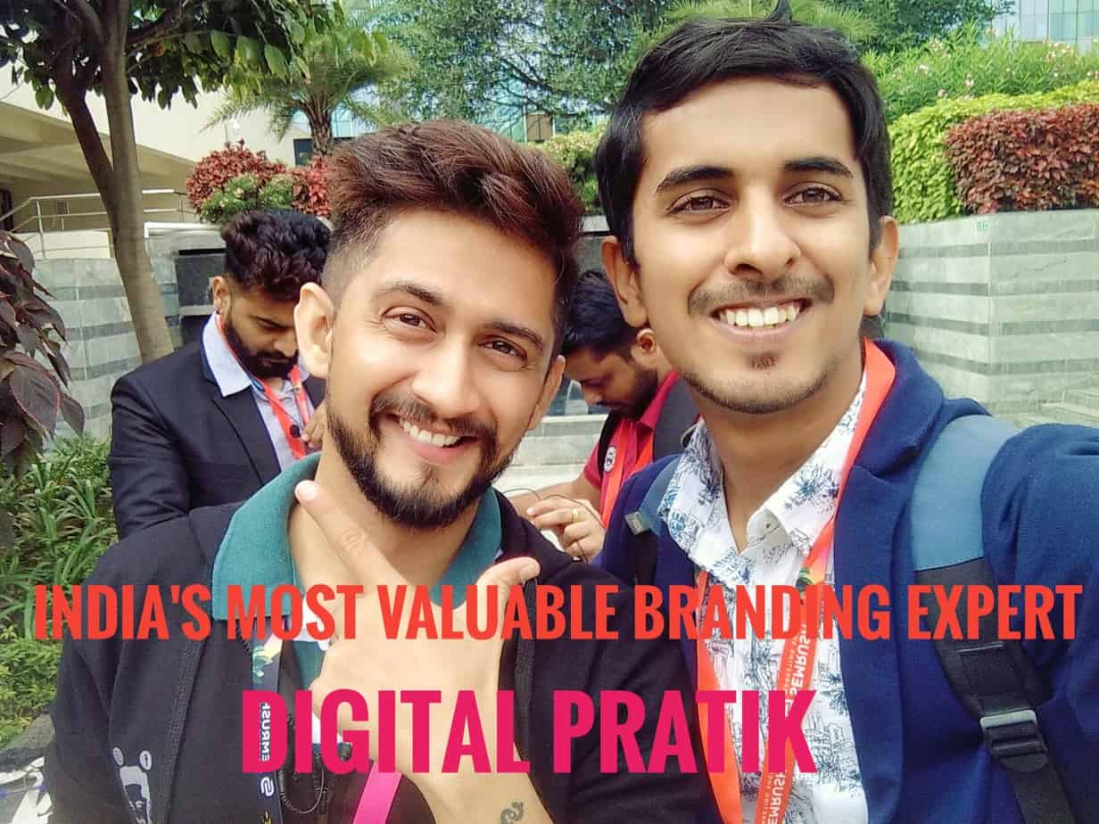 image of akshay with digital Pratik