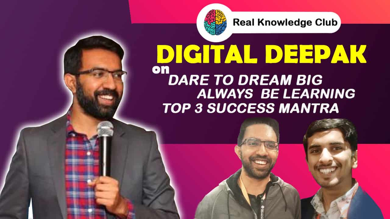digital deepak with akshay rajsheakaran